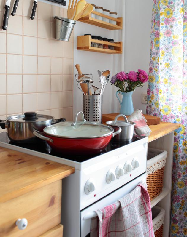 Kitchen Wall Decorations Can Be Both Attractive And Functional.