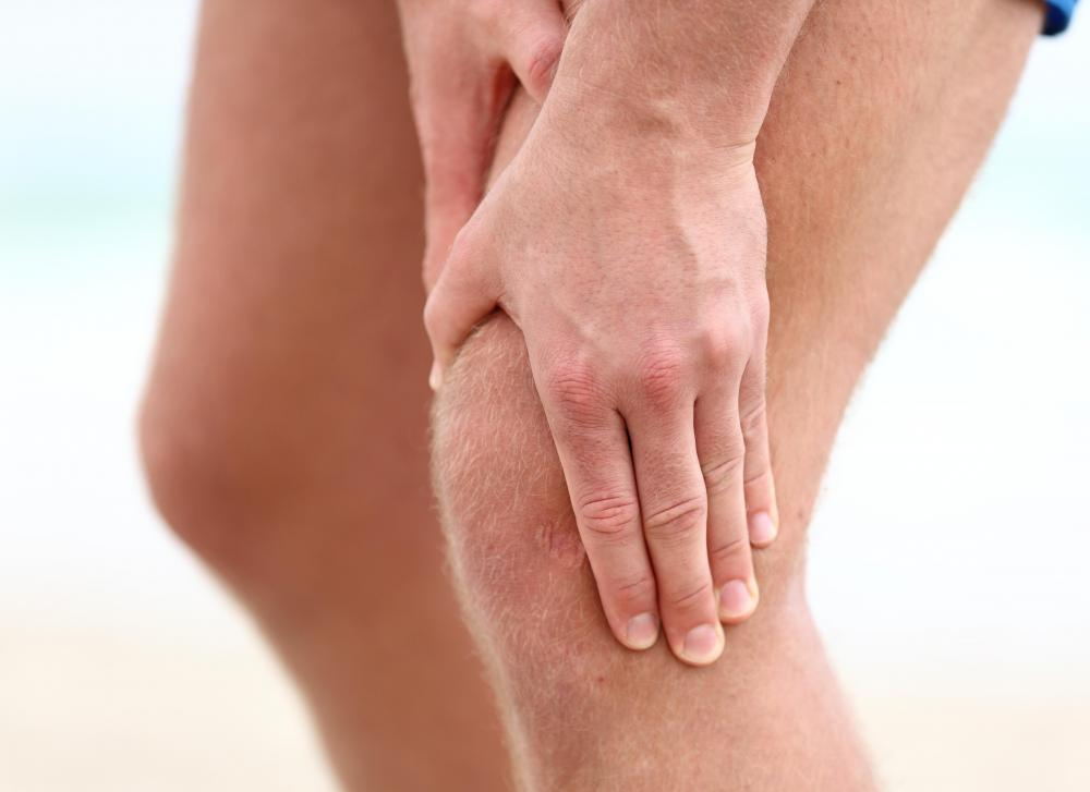 The first step in treating knee pain is determining the cause.