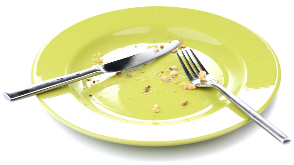 A drop in blood glucose may occur after eating a meal.