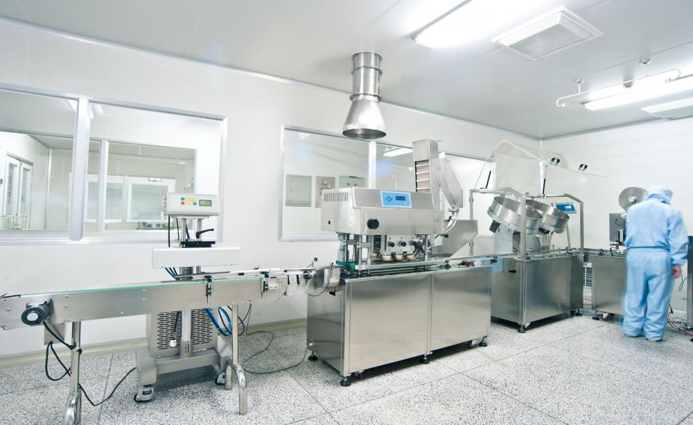 Laboratories often require high powered air filtration systems.