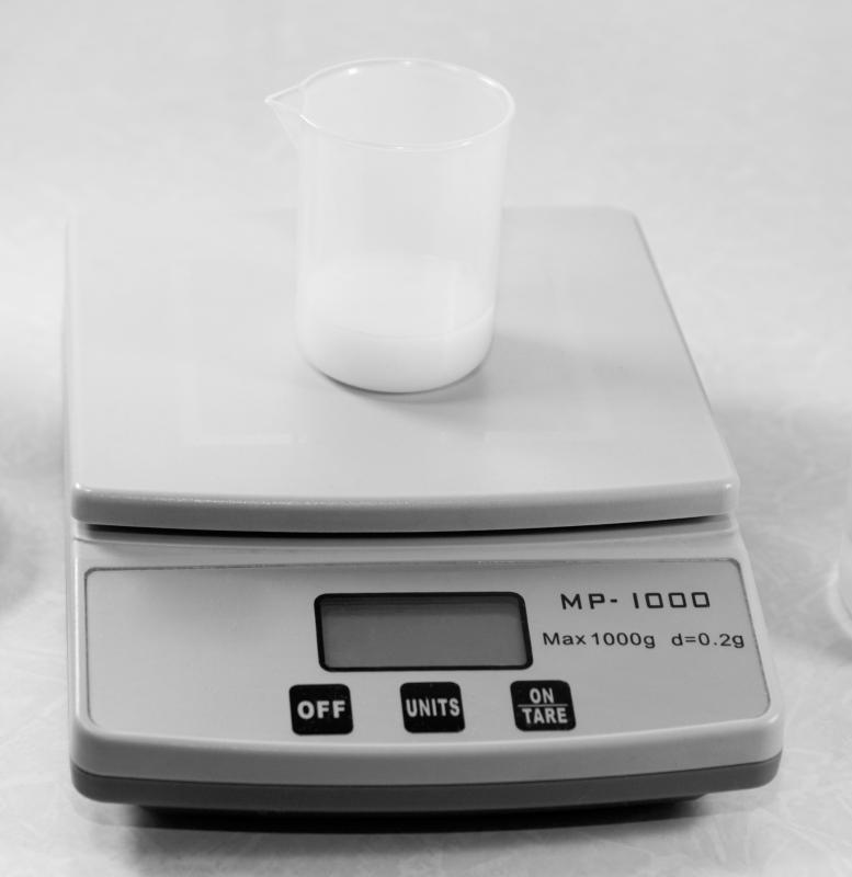 Scales are one tool used to ensure the accuracy of data collected in quantitative research.