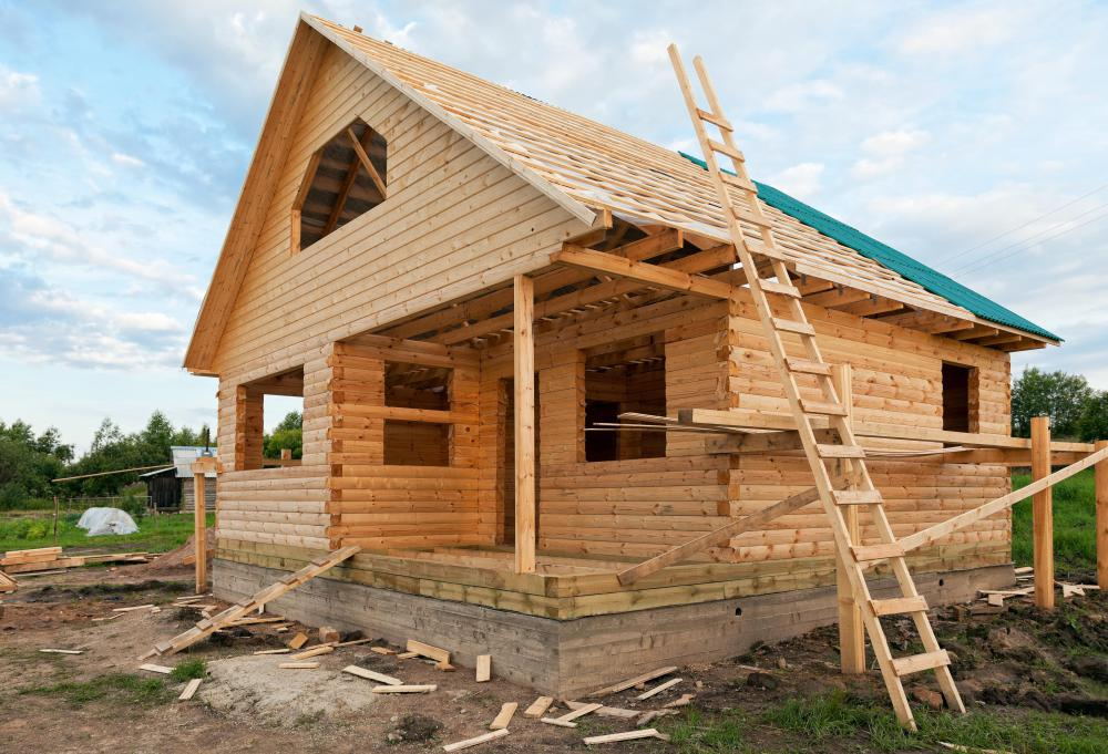 What is an a-Frame House? (with pictures)