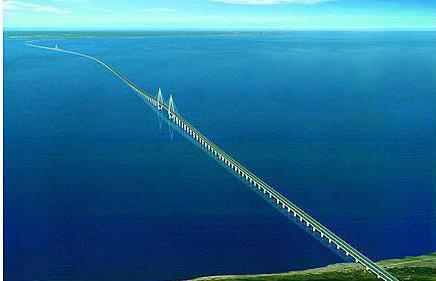The Lake Pontchartrain Causeway in Louisiana is a beam bridge that is one of the longest in the world.