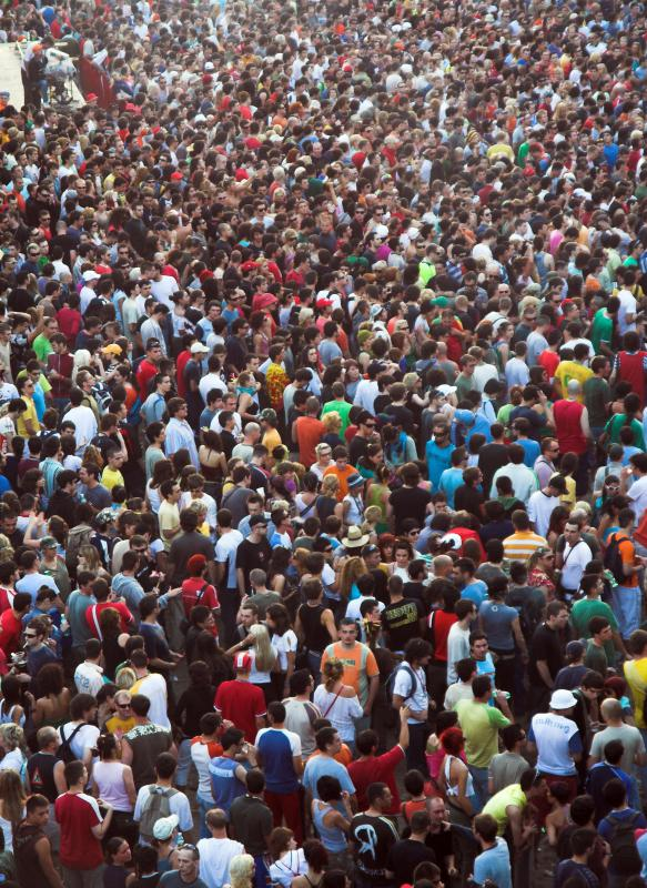 What is Crowd Psychology? (with pictures)