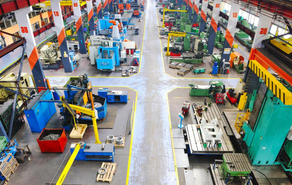 Direct labor costs in a manufacturing facility include only those who run the machines to produce goods.