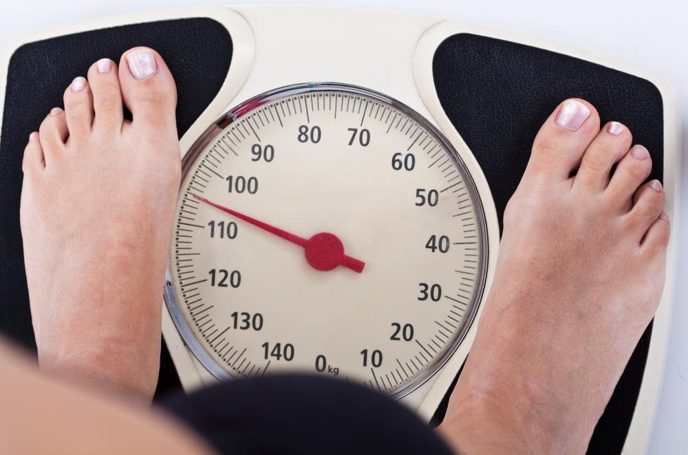 Body fat percentage is calculated by determining the percentage of body weight that is made up of fat.