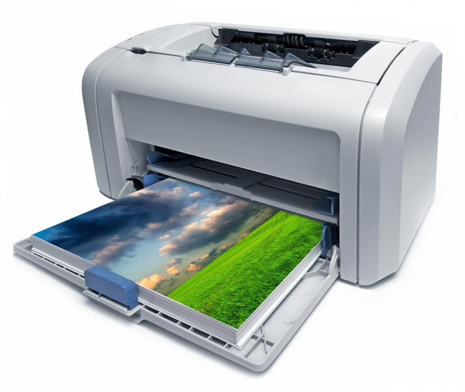 A printer for a home office.