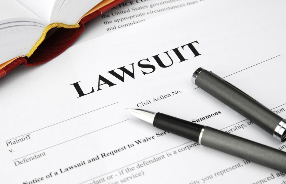 Most lawyers offer a free consultation if you're considering filing a lawsuit.