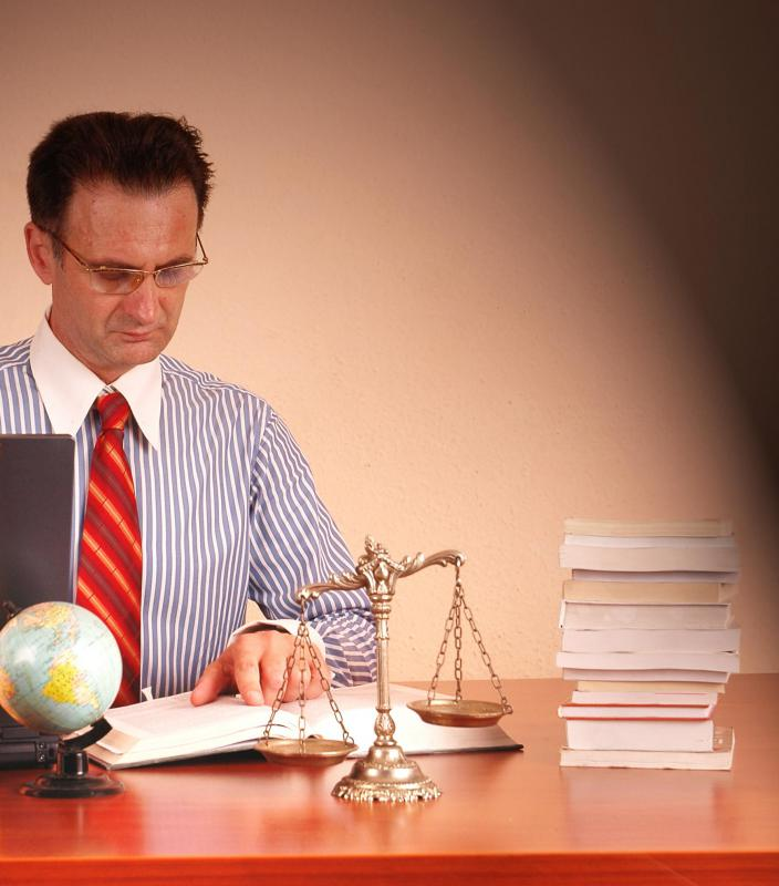 A lawyer is anyone trained in the field of law who can provide advice and aid on legal matters.