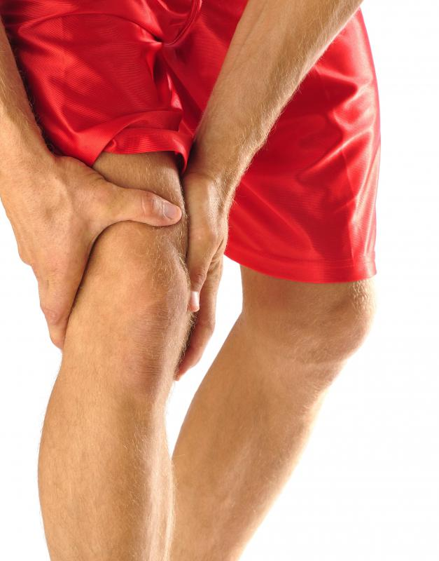 Sex leg muscle contractions