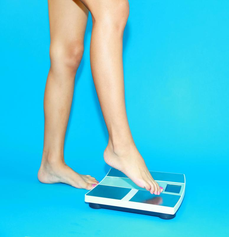 People who are obsessed with their weight may benefit from cognitive behavioral therapy (CBT).