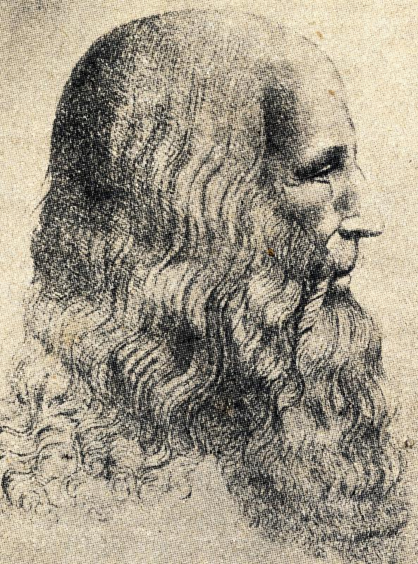 Leonardo da Vinci created a sketch of a helicopter that included a propeller.