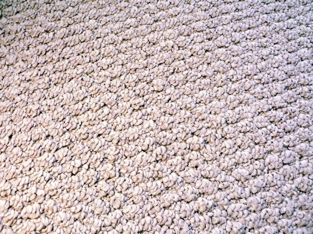 What is carpet padding with pictures for Types of carpets for home