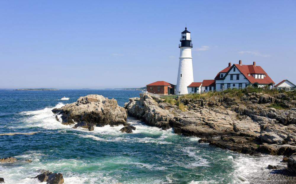 Tourism managers should know about local attractions, such as lighthouses.