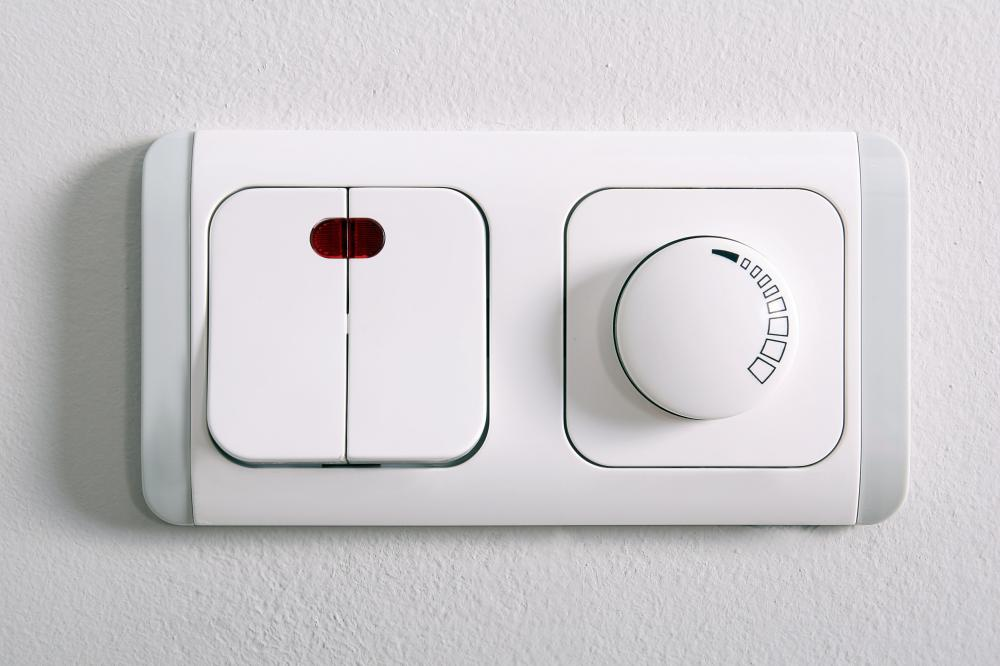 Installing a dimming light switch may pose a higher level of difficulty than installing a traditional light switch.