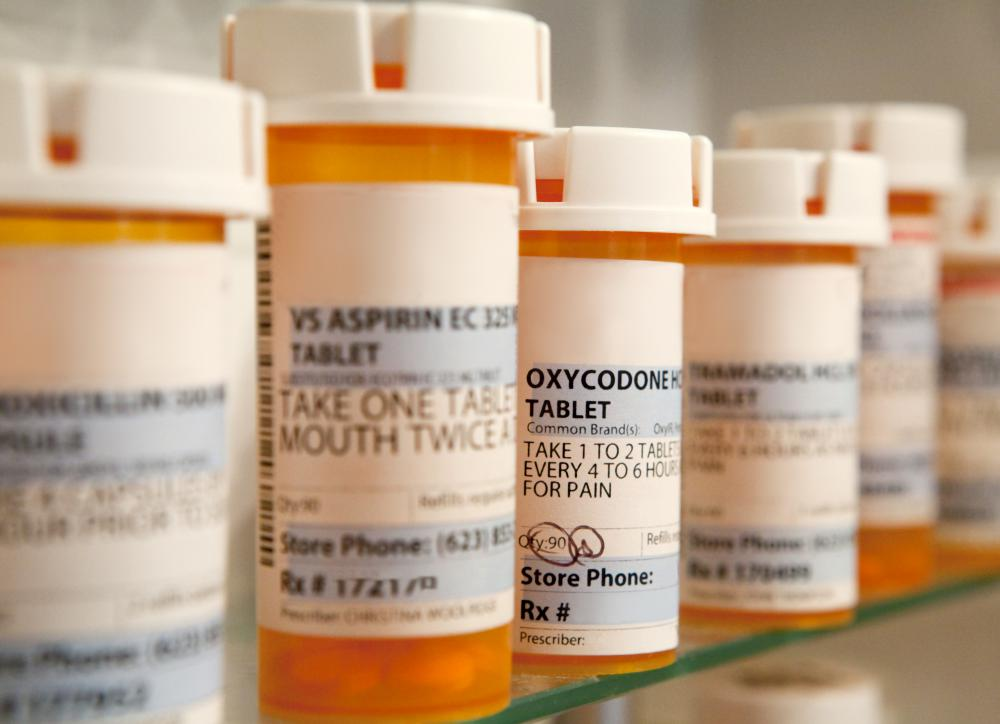 Oxycodone with acetaminophen should be considered only as a short-term pain treatment because of oxycontin's highly addictive properties.
