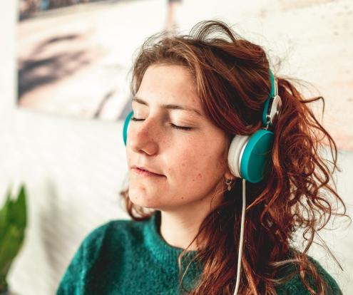 "For the vast majority of people, listening to music is a pleasurable experience. People with ""specific musical anhedonia"" don't feel anything when they listen to music."