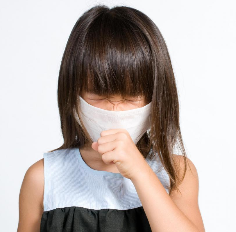Wearing a face mask may help reduce an individual's exposure to harmful airborne particles.