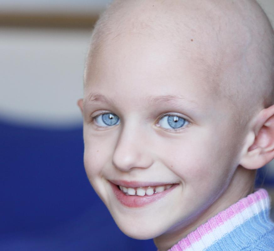 Financial aid for children with cancer is common is developed nations.