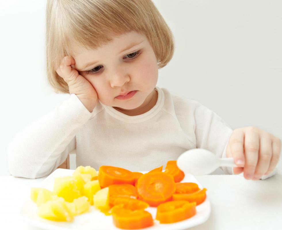 Food additives may help picky eaters like children get more nutrition.