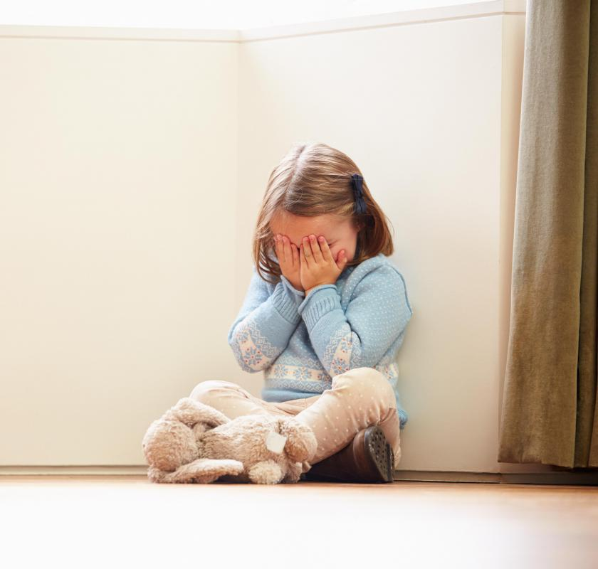 Children who are neglected may have issues with emotional development.