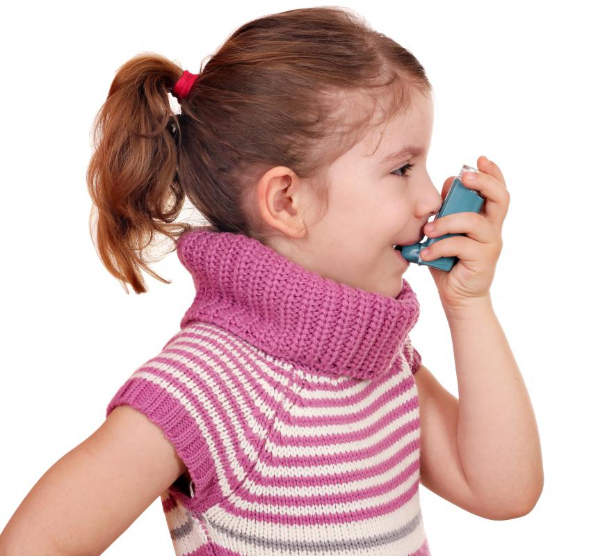 Patients may be administered corticosteroids via inhaler.