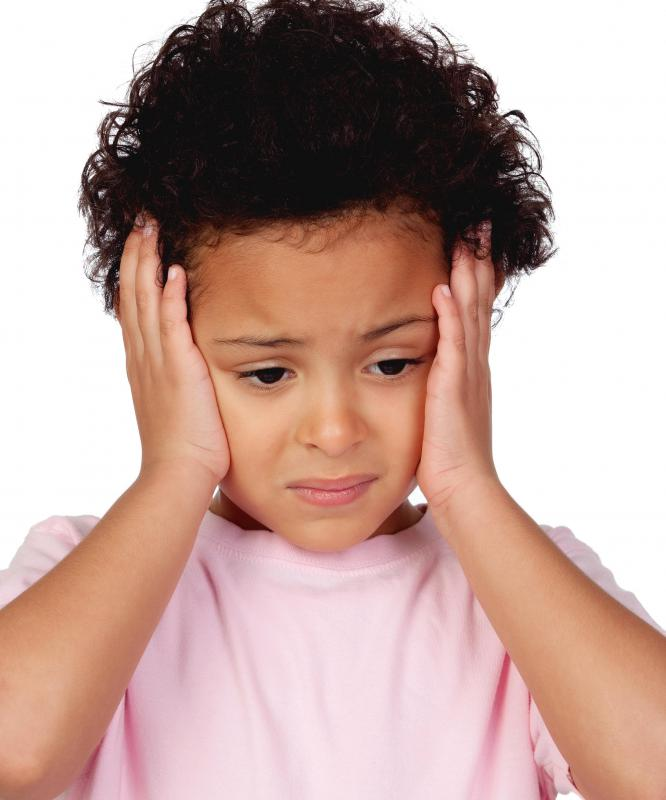 A child with memory loss from a concussion may also experience headaches or a ringing in the ears.