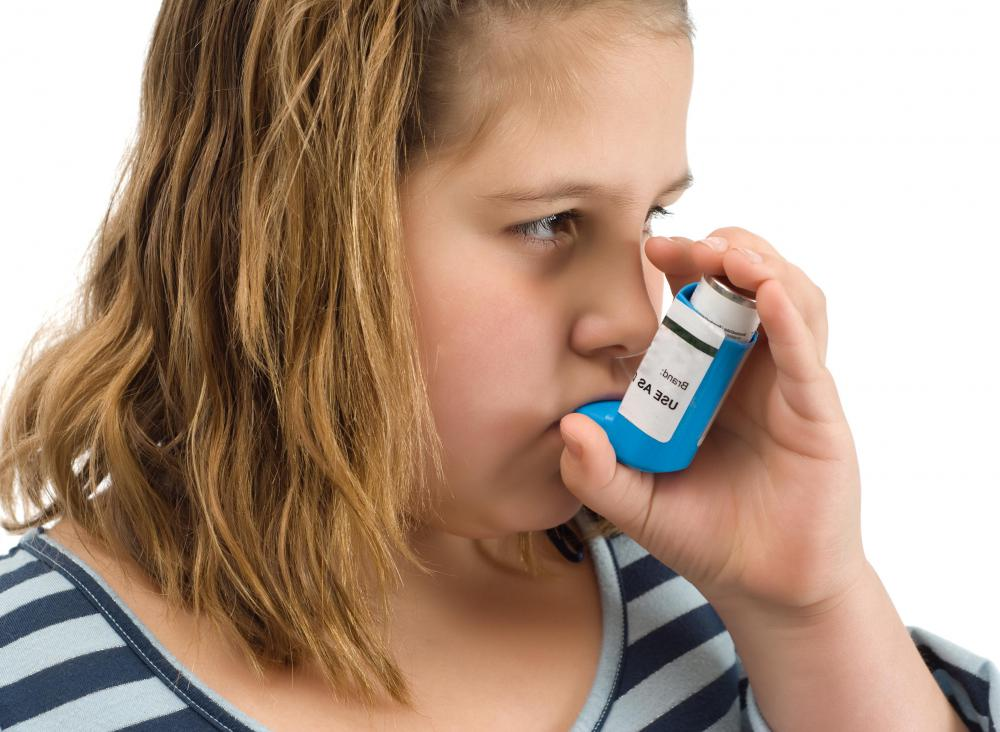 Exposure to ethanolamine may cause asthma reactions.