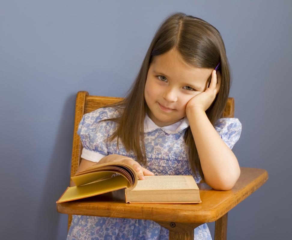 Giving a child alone time to read can help a child see reading as a part of who she is.