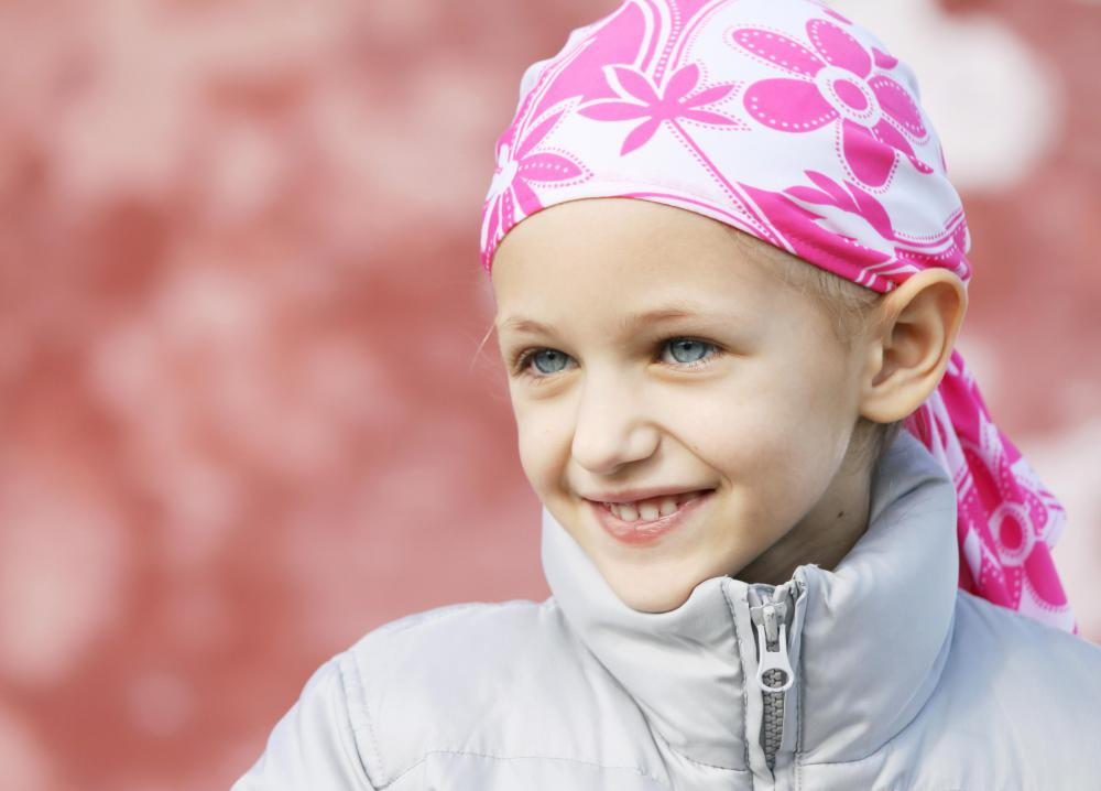 Like adults, pediatric oncology patients may require several rounds of chemotherapy in order to treat their cancer.