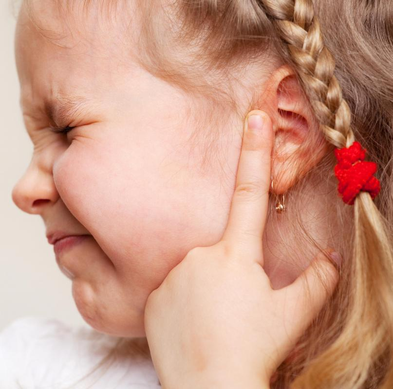 Mastoiditis is more common in children than adults.