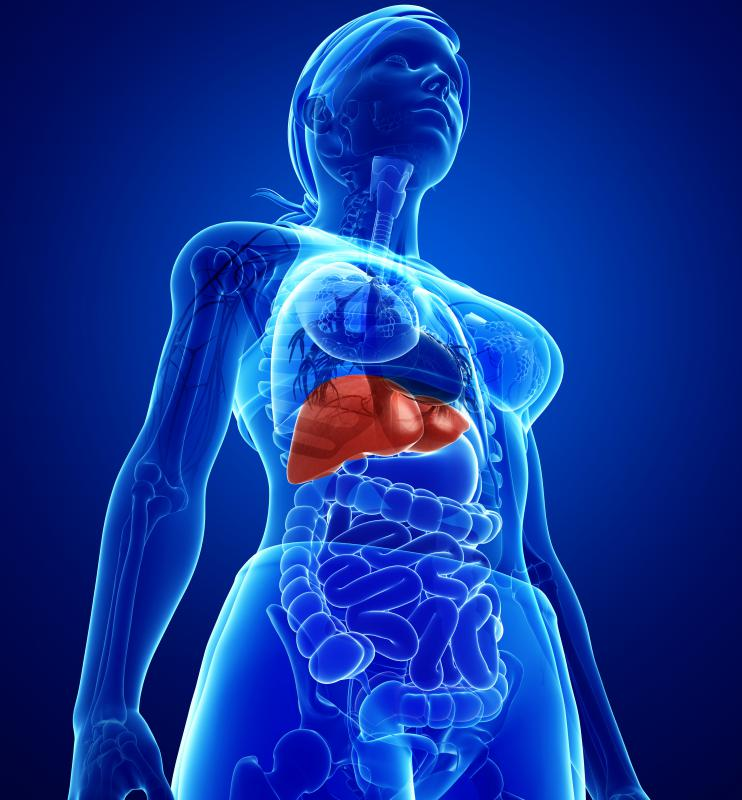 Acidosis may occur in someone who is experiencing liver failure.