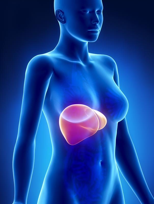 What Causes Liver Pain With Pictures