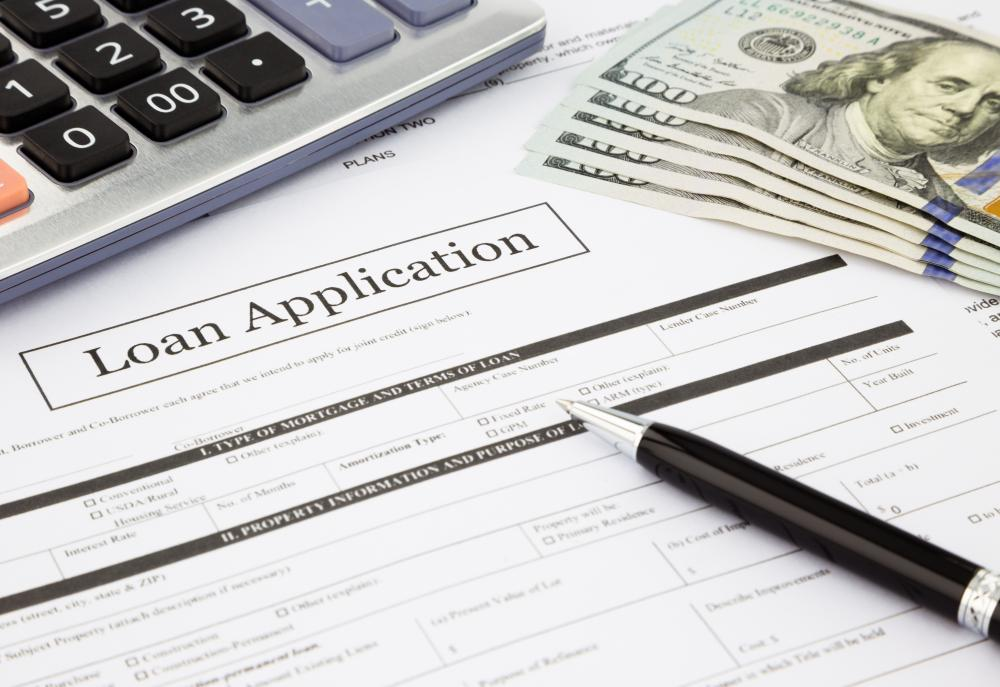 Personal loans may be granted to start a small business.