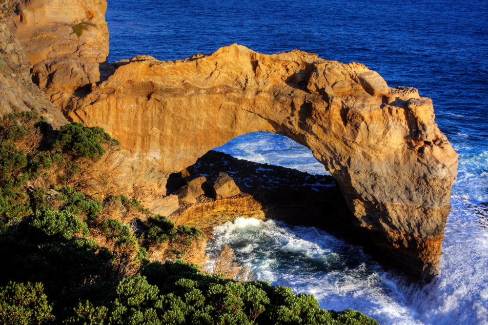 What is a Sea Arch? (with pictures)