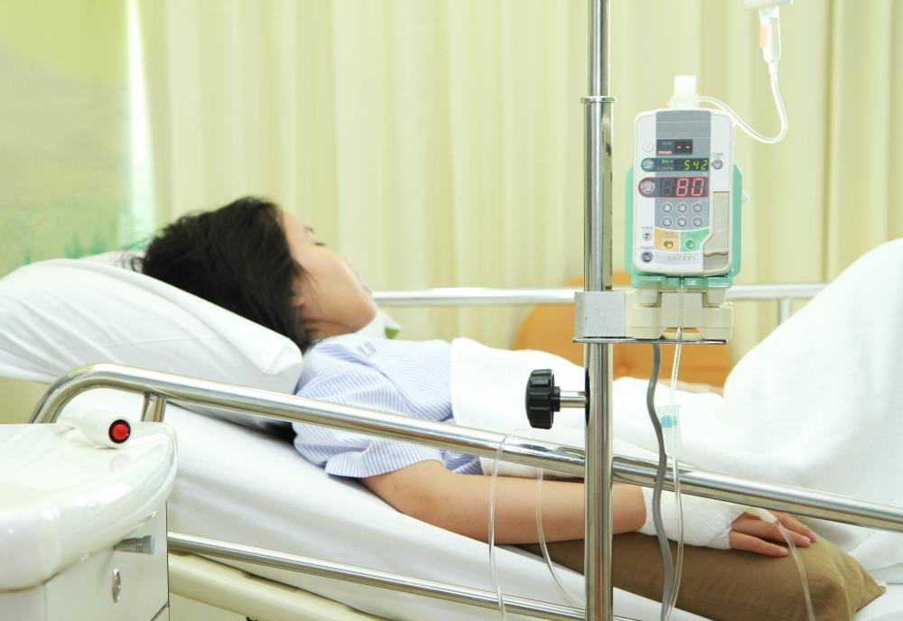 Patient In Hospital Bed : When a patient receives inadequate care in a time of need, it may be ...