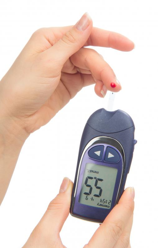 Low blood sugar can be a cause of hunger pains.