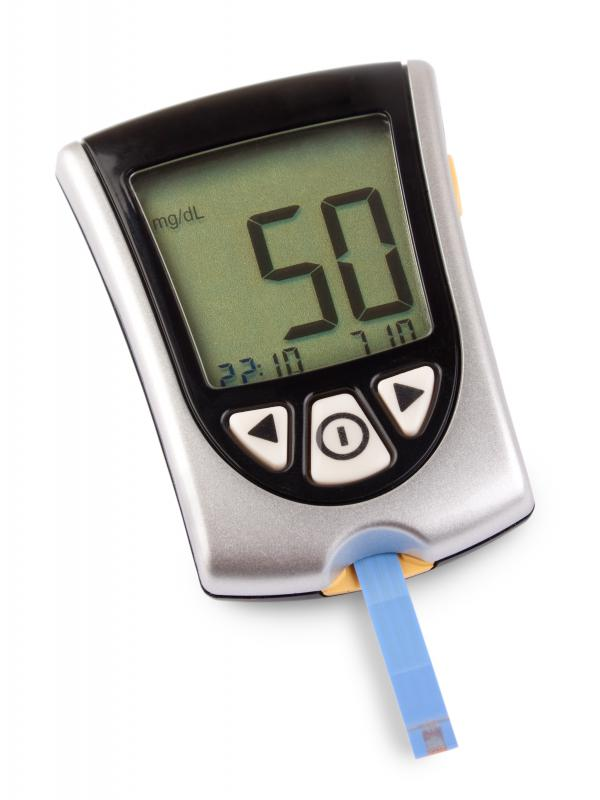Diabetes is caused by an imbalance of blood glucose.