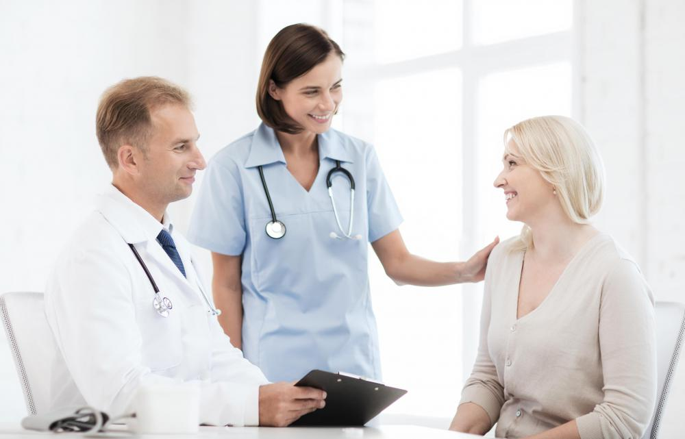 Benefits of dating a female doctor