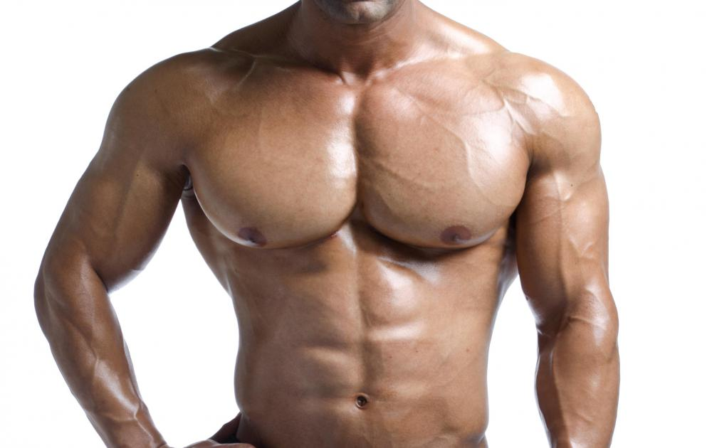 People who want to enhance their pectoral muscles may start lifting weights.