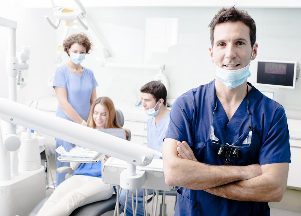 Most dentists carry malpractice insurance.