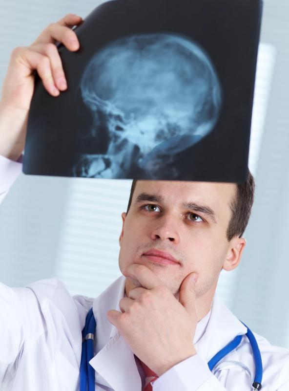 A service invoice may document the occurrence of an X-ray.