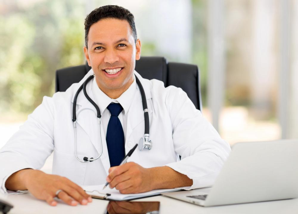 general practitioner is usually a patient's first point of contact ...