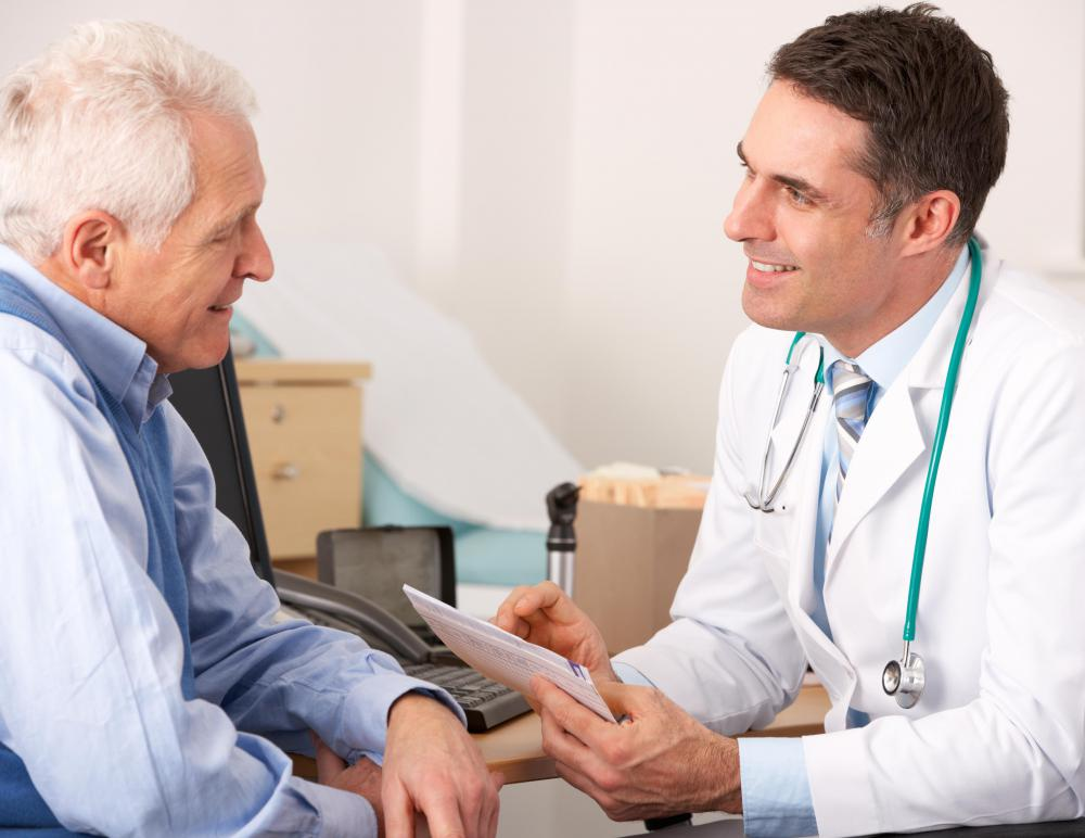 Doctor consultation could serve as the beginning of an episode of care.