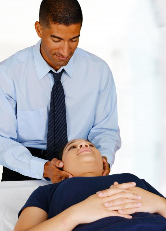 Physical therapy may be necessary to help a patient with myofascial pain syndrome.