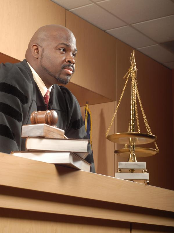 A trial judge must be well-versed in the rules of procedure, which dictate how the judge must conduct a trial.