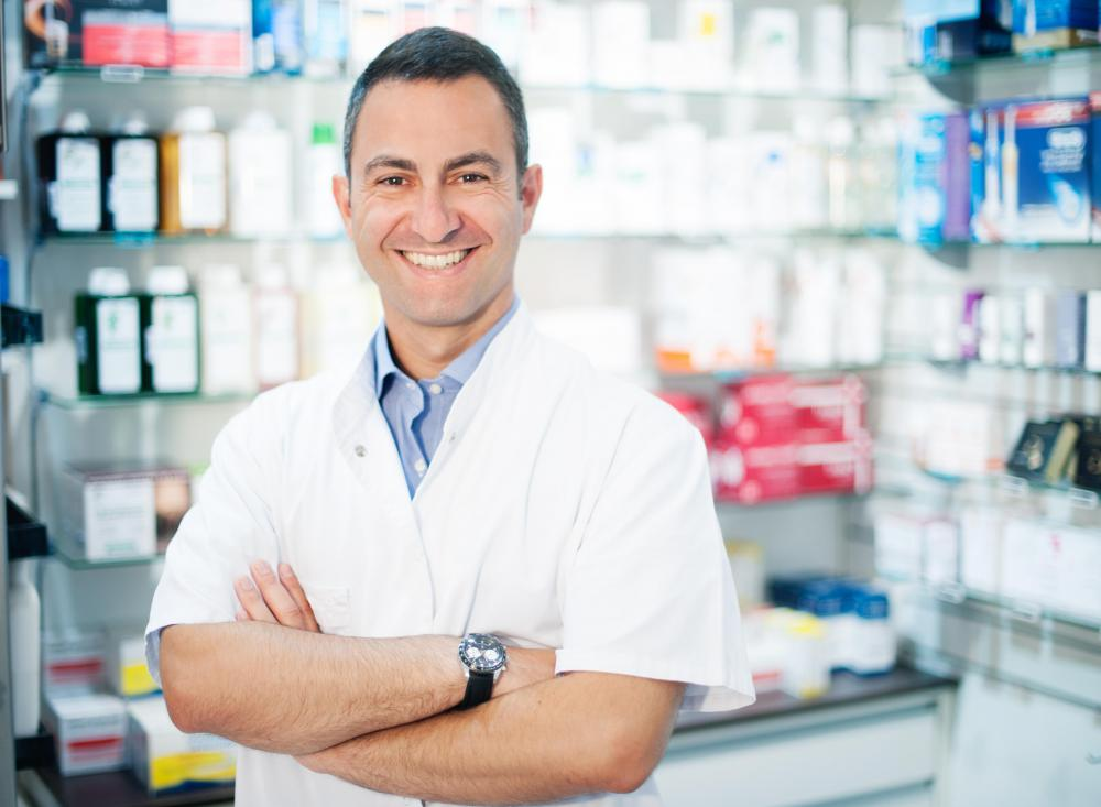 A pharmacist can set up and explain how to use an oral syringe.