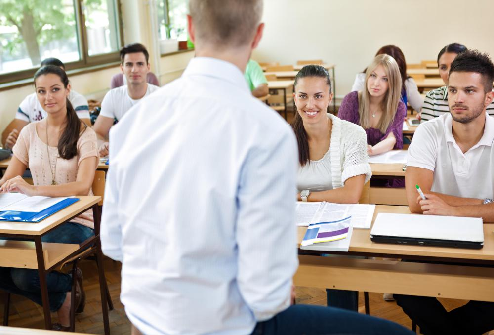 Higher level economics classes are often posed as seminars or workshops.