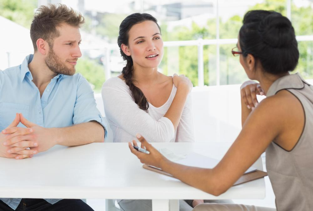 A couples therapist may provide therapy to couples who are not having difficulties at all.
