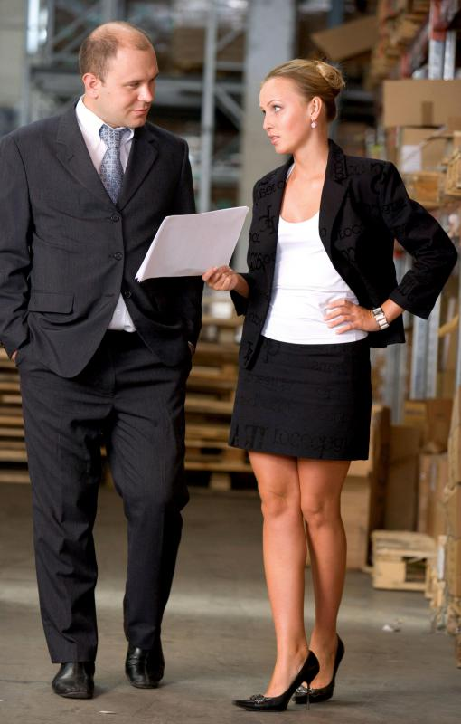 An associates degree in business management begins preparing a student to eventually take a job in the business world.